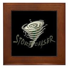 Storm Chaser 2 Framed Tile