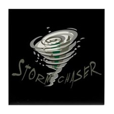 Storm Chaser 2 Tile Coaster