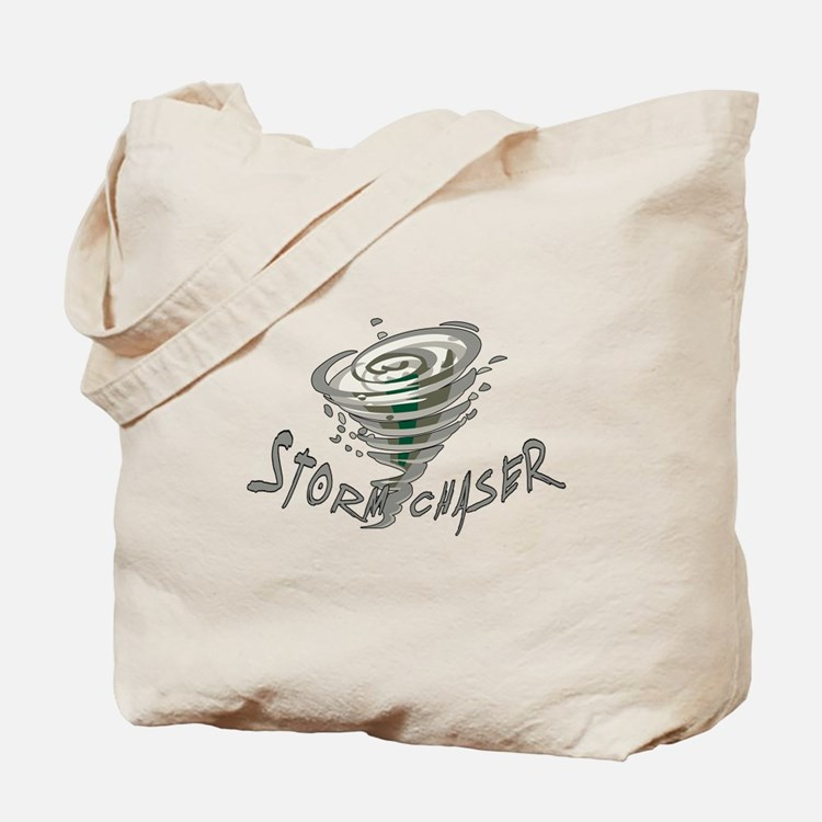 Storm Chaser 2 Tote Bag