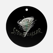Storm Chaser 2 Ornament (Round)