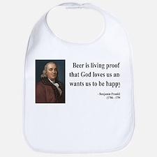 Benjamin Franklin 8 Bib