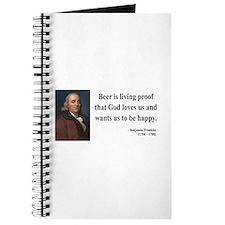 Benjamin Franklin 8 Journal