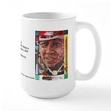 Bear Heart Memorial Mug