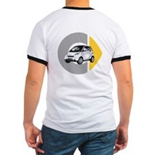 What's Your Color? Ringer White Smart Car T