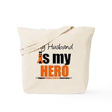 KidneyCancerHero Husband Tote Bag