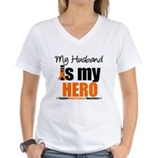 KidneyCancerHero Husband Shirt