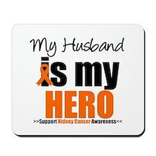 KidneyCancerHero Husband Mousepad