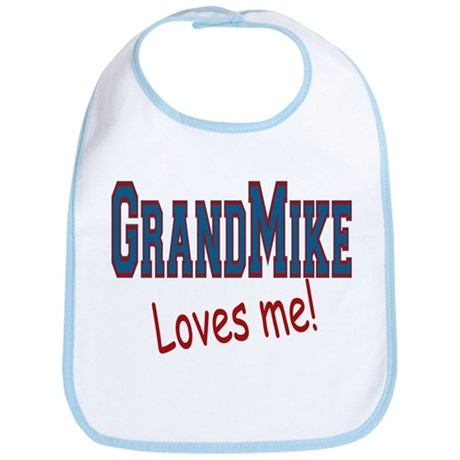 Grandfather Mike Bib