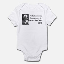 Mark Twain 26 Infant Bodysuit