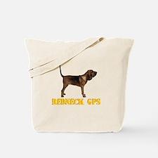 Redneck GPS Tote Bag