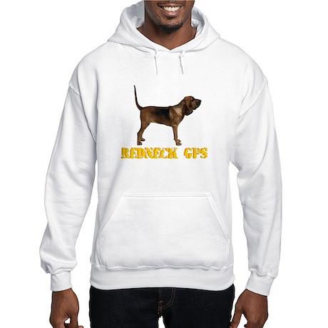 Redneck GPS Hooded Sweatshirt