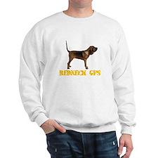 Redneck GPS Sweatshirt