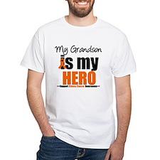 KidneyCancerHero Grandson Shirt