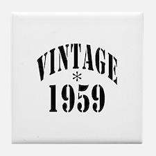 1959 Tile Coaster