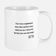 Mark Twain 12 Mug