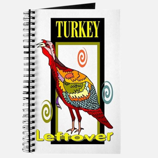 Turkey Leftover Journal