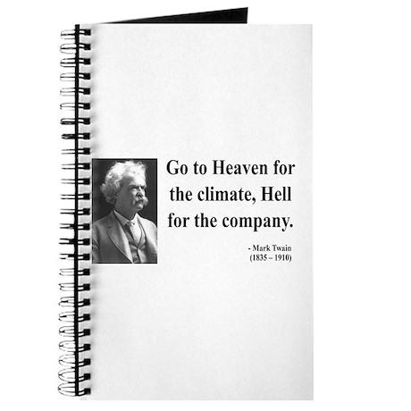 Mark Twain 29 Journal