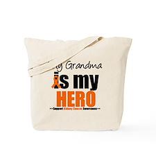 KidneyCancerHero Grandma Tote Bag
