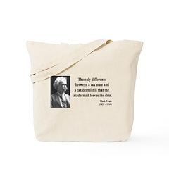 Mark Twain 38 Tote Bag