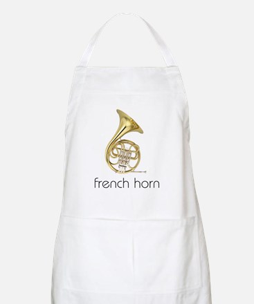French Horn BBQ Apron