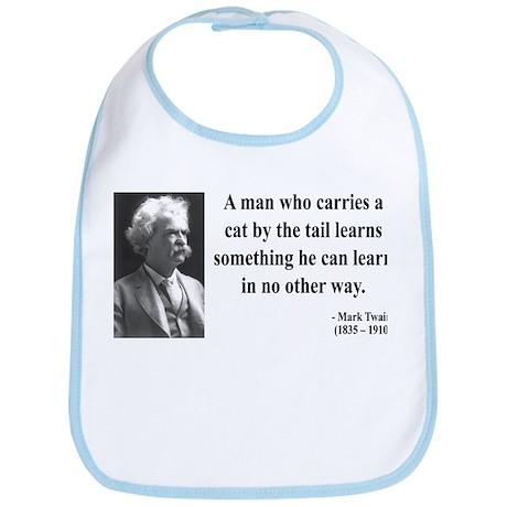 Mark Twain 34 Bib