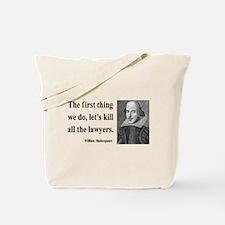Shakespeare 14 Tote Bag