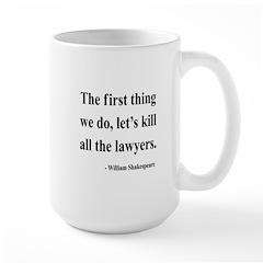 Shakespeare 14 Mug