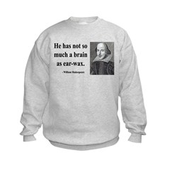 Shakespeare 25 Sweatshirt