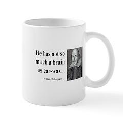 Shakespeare 25 Mug