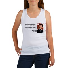 Ronald Reagan 8 Women's Tank Top