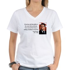 Ronald Reagan 8 Shirt