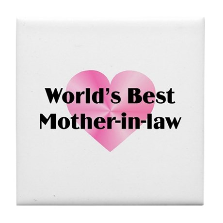 WB Mother-in-law Tile Coaster