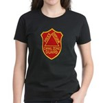 Canal Zone Police Division Women's Dark T-Shirt