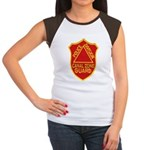 Canal Zone Police Division Women's Cap Sleeve T-Sh