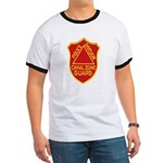 Canal Zone Police Division Ringer T