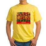 Drum & Bugle Corps Yellow T-Shirt