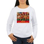 Drum & Bugle Corps Women's Long Sleeve T-Shirt