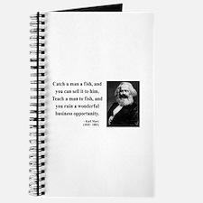 Karl Marx 4 Journal