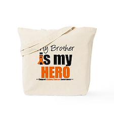 KidneyCancerHero Brother Tote Bag