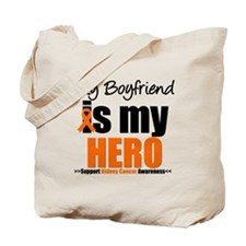 KidneyCancerHero Boyfriend Tote Bag