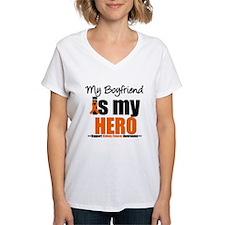 KidneyCancerHero Boyfriend Shirt