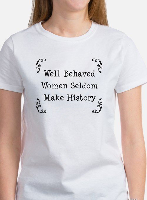 Well Behaved Tee
