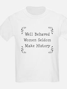 Well Behaved T-Shirt