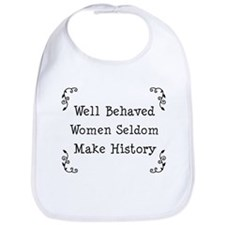 Well Behaved Bib