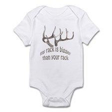 bigger rack Infant Bodysuit