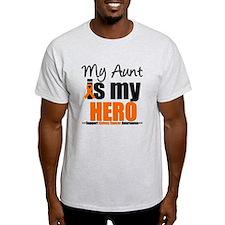 KidneyCancerHero Aunt T-Shirt