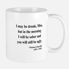 Winston Churchill 13 Mug