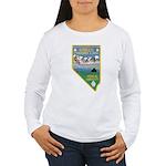 Pyramid Lake Women's Long Sleeve T-Shirt