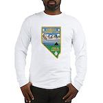Pyramid Lake Long Sleeve T-Shirt