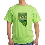 Pyramid Lake Green T-Shirt
